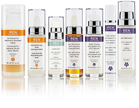 Ren Skincare Products